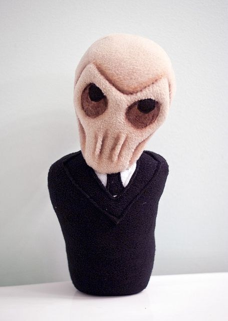 the silence doctor who scary Plush fleece soft categoryimage - 6616689152