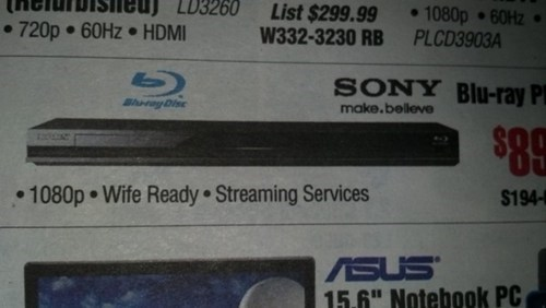 advertisement business spelling whoops wife