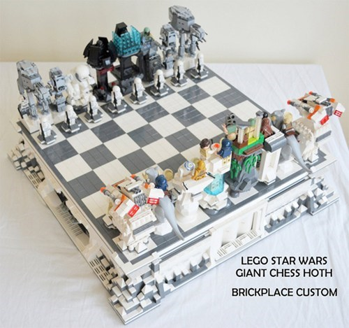 best of week chess Hall of Fame lego nerdgasm star wars - 6616928512