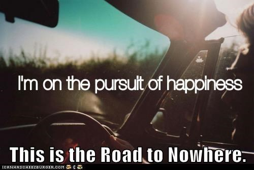 car,emo,happiness,nowhere,road