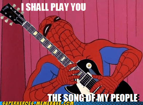 no song of my people Spider-Man stahp - 6617399552