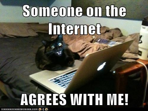 hurray internet agree captions meta happy Cats - 6617717504