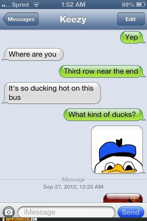 dolan,ducks,iPhones,what kind of ducks