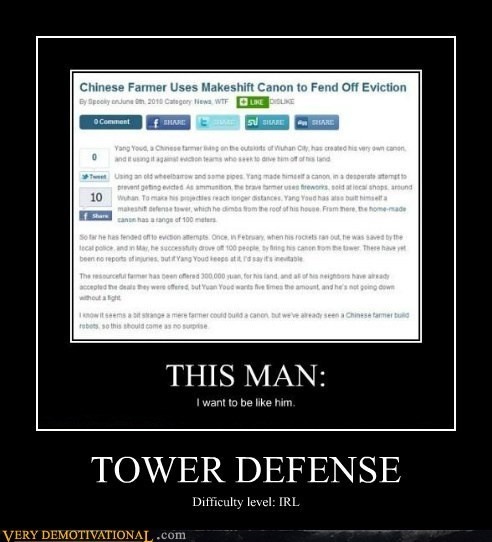 cannon homemade tower defense wtf - 6618641920