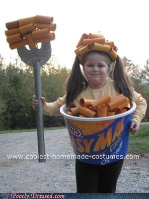 childrens-costumes,mac and cheese