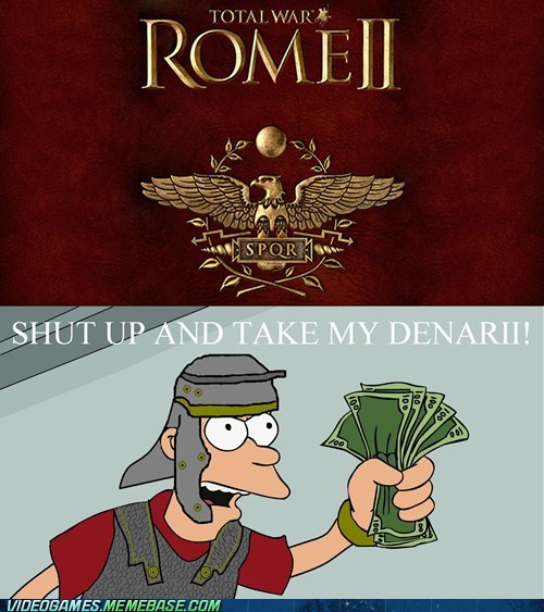 denarii,rome II,total war
