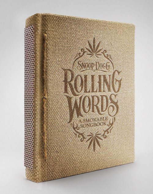 rolling words snoop dogg songbook - 6618867712