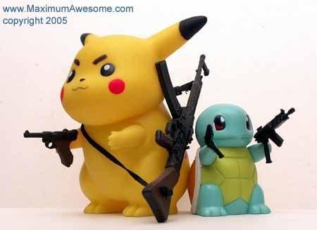pentagon Pokémon US Army Wired - 6618919424