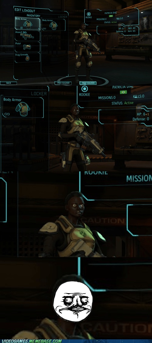 character derp looks bad man xcom - 6619073536