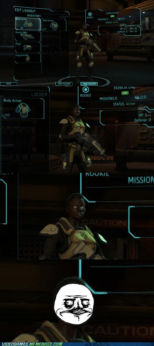 character derp looks bad man xcom - 6619073536