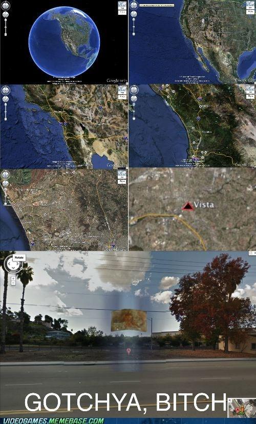 google maps guild wars vista