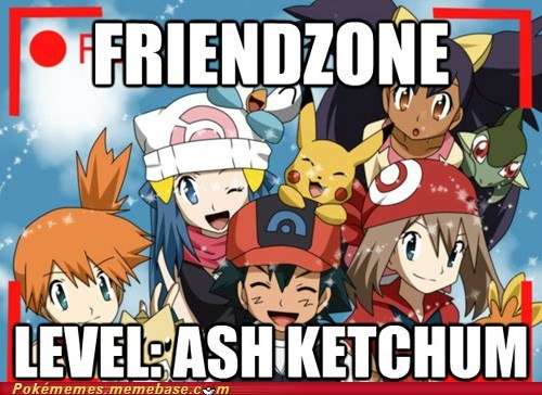 anime ash ketchum friendzone TV - 6619206656