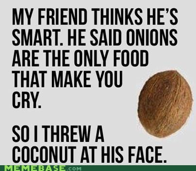 coconut,facepalm,onions,smart,tree