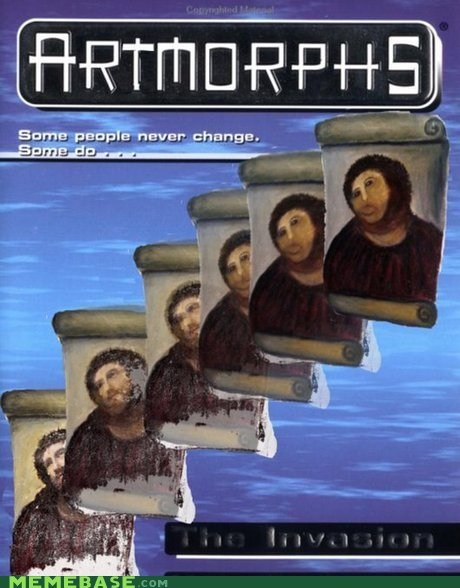 animorphs,jesus,restoration