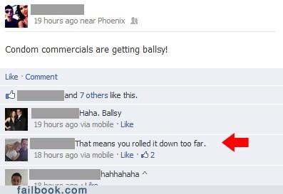 Ballsy.