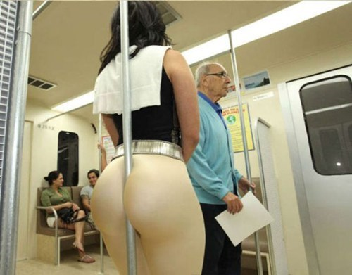 butt,Subway