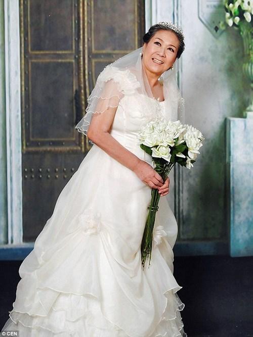 bride China photo shoot - 6619392768