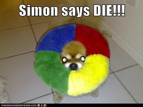 Simon says DIE!!!