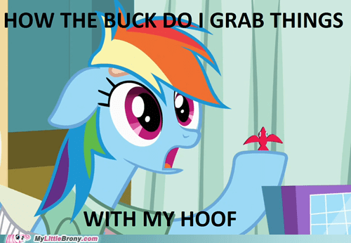hoof how the buck rainbow dash - 6620834560