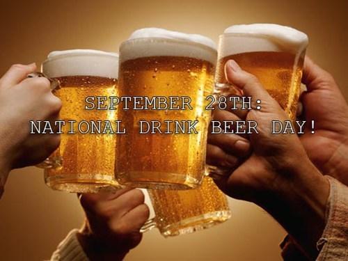 celebrations holidays national drink beer day september 28th - 6621321216