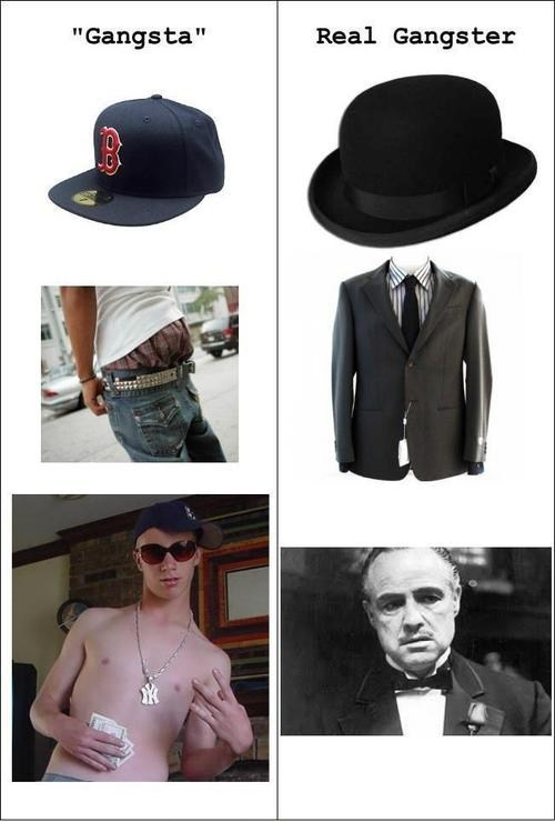gangstas,Marlon Brando