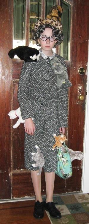 catlady,costume