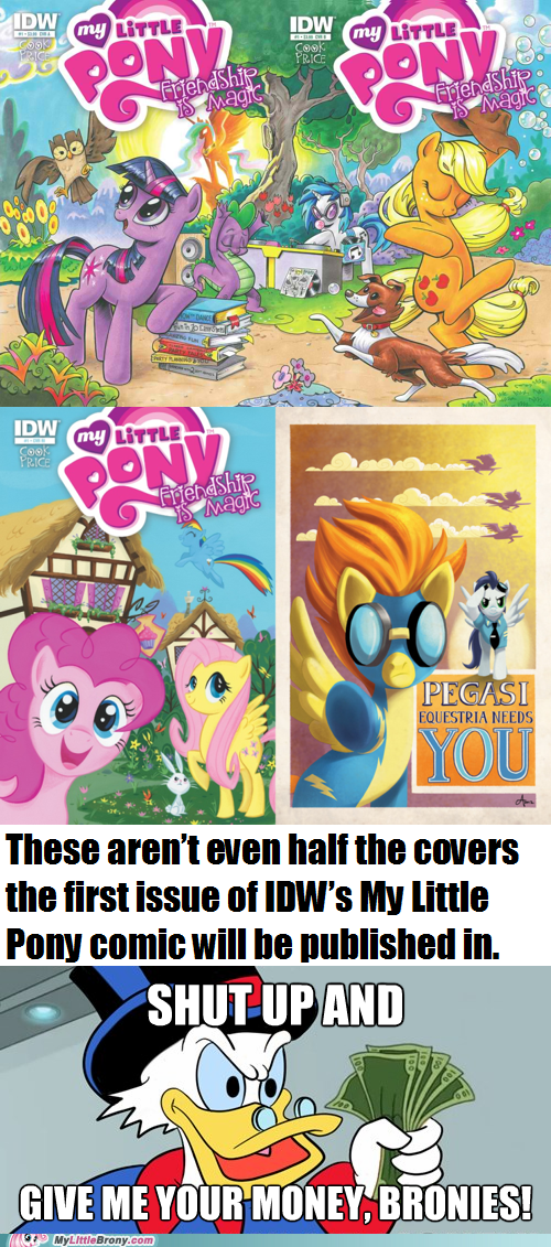 awesome comic my little pony want - 6621489408