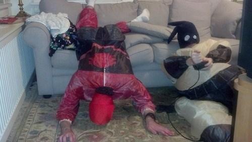 baman & piderman baman-piderman batman IRL Spider-Man - 6621581312