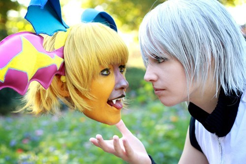 cosplay,kingdom hearts,komory bat,video games