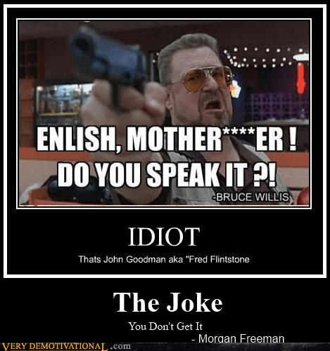 Big Lebowski idiots joke trolling - 6621697280