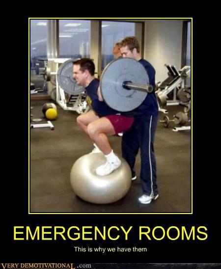 bad idea emergency rooms weights - 6621939456