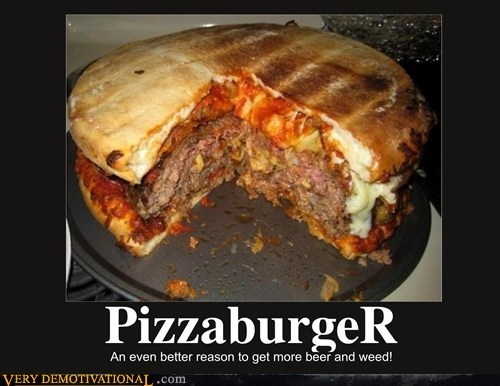 pizza burger eww food disgusting categoryimage - 6622040832