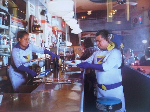 art costume photography wonder twins - 6622073088