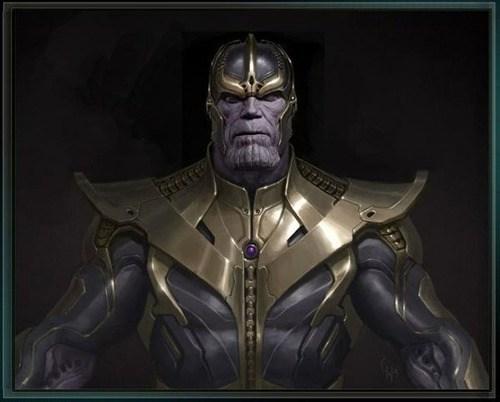 art avengers concept thanos - 6622083584