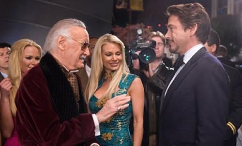 iron man,marvel,stan lee,The Avengers,tony stark