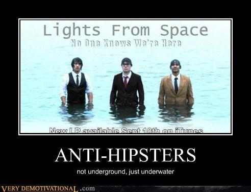 hipsters space underground underwater - 6622646528