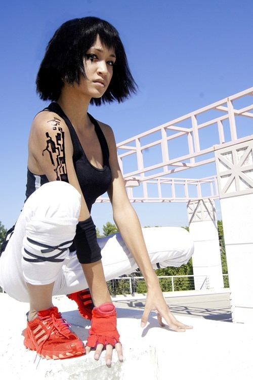 cosplay,faith,mirrors edge,video games