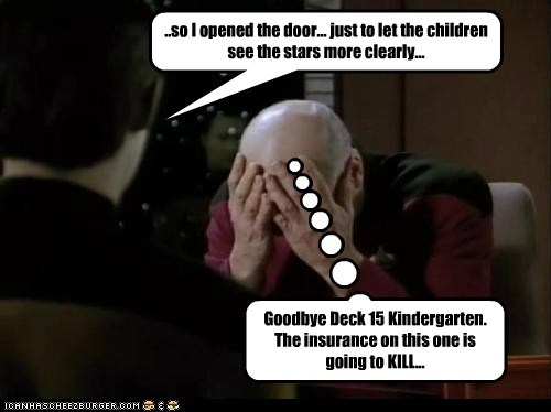 door,brent spiner,kids,Captain Picard,facepalm,data,space,patrick stewart
