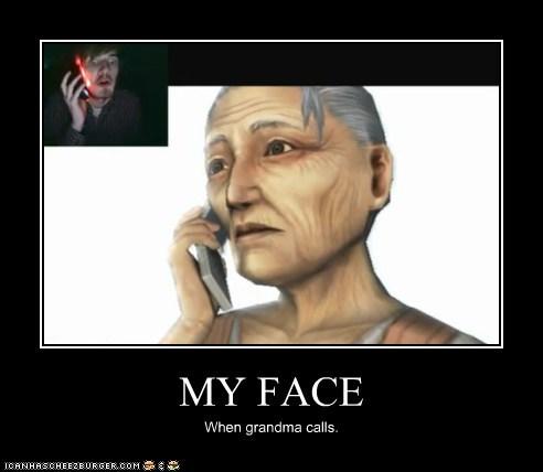 MY FACE