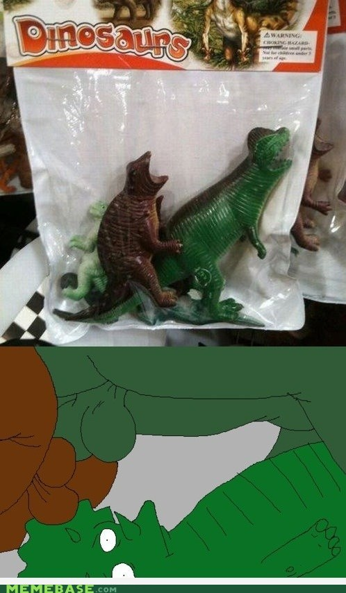 dinosaurs,oh god why,teabagging