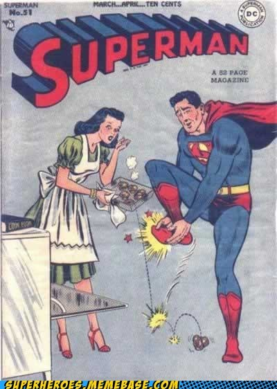 kryptonite,muffins,superman