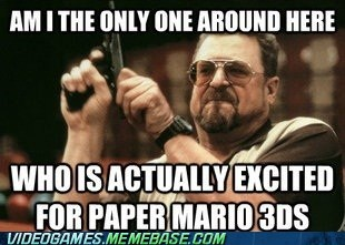 meme,paper mario,3DS
