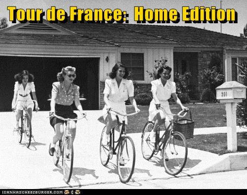 Tour de France: Home Edition