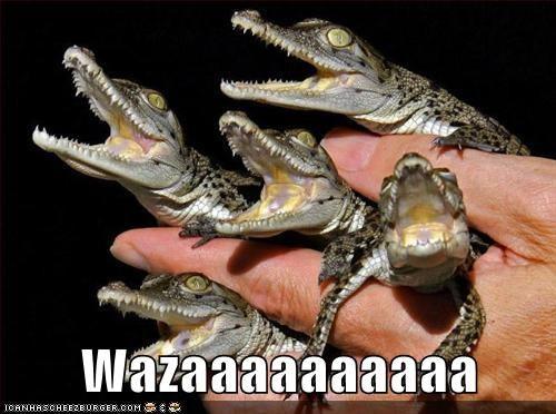 wazzup 2001 baby aligators joke - 6624911616