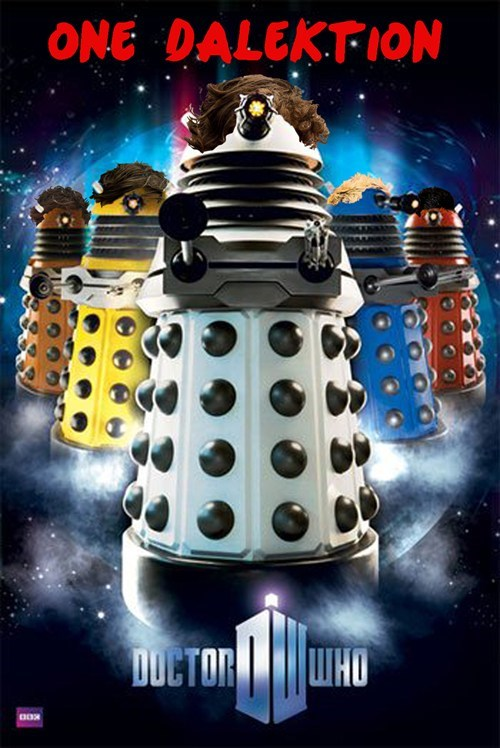 dalek doctor who one dalektion one direction - 6625364224