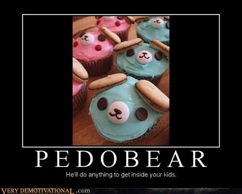 cupcakes kids pedobear - 6625415424