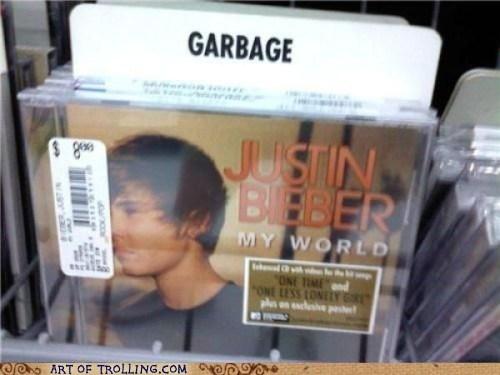 garbage IRL justin bieber Music - 6625563648