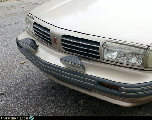 headlights foglights car fix car fail