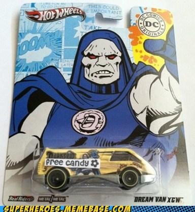 darkseid hotwheels toys van wtf - 6626230784