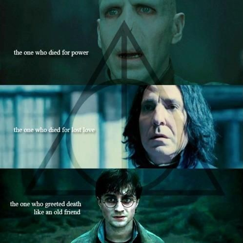 deathly hallows Harry Potter movies - 6626517248